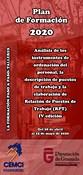 Análisis de los instrumentos de ordenación del personal, la descripción de puestos de trabajo y la elaboración de Relación de Puestos de Trabajo (RPT)