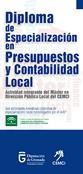 Diploma de especialización en presupuestos y contabilidad local