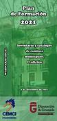 Inventario y catálogos de caminos municipales.