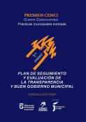 Plan de seguimiento y evaluación de la transparencia y buen gobierno