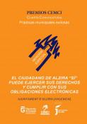 """El ciudadano de Alzira """"SI"""" puede ejercer sus derechos y cumplir con sus obligaciones electrónicas"""
