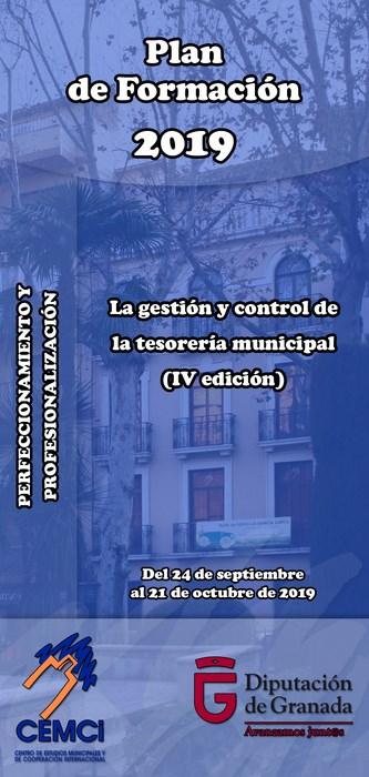 Curso: La gestión y control de la tesorería municipal (IV edición).