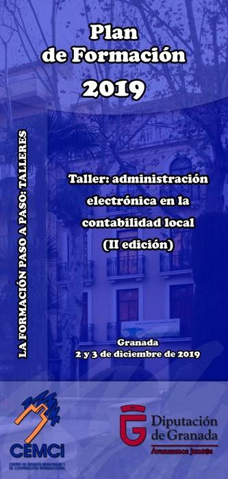 Taller: Administración electrónica en la contabilidad local (II edición).