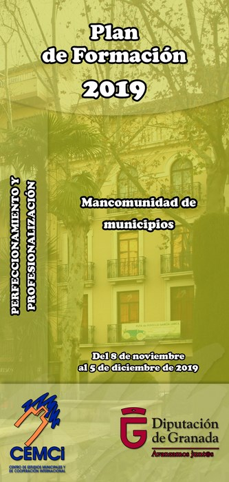 Curso: Mancomunidad de municipios.