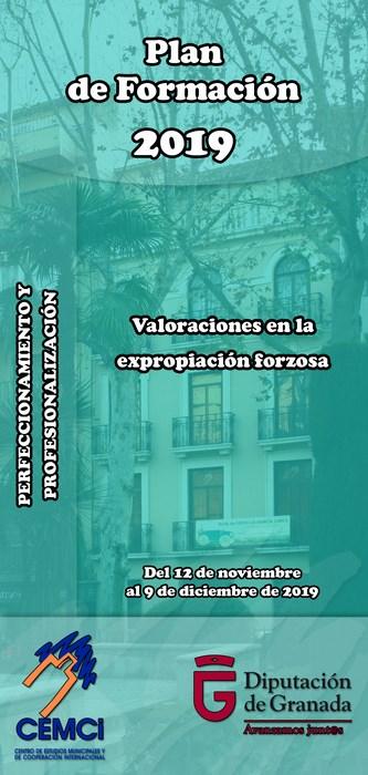 Curso: Valoraciones en la expropiación forzosa.