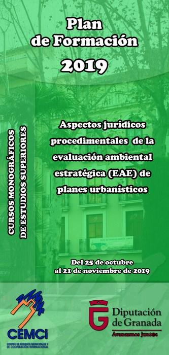 CMES: Aspectos jurídicos procedimentales de la Evaluación Ambiental Estratégica (EAE) de planes urbanísticos.