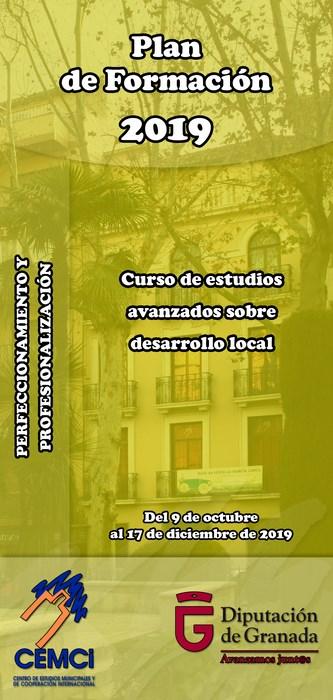CMES: Curso de Estudios Avanzados sobre desarrollo local.