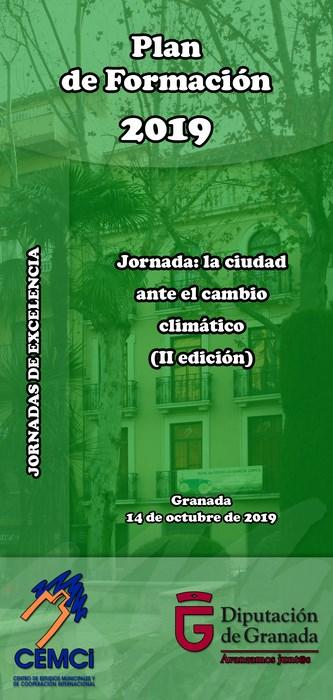 Jornadas de excelencia: La ciudad ante el cambio climático (II edición).