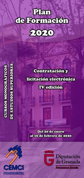 CMES: Contratación y licitación electrónica (IV edición).