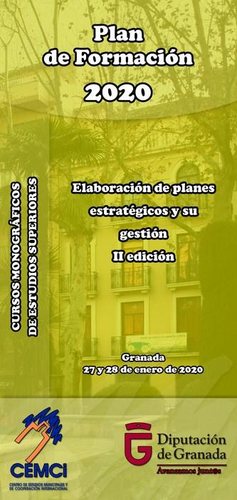 CMES: Elaboración de planes estratégicos y su gestión (II edición).