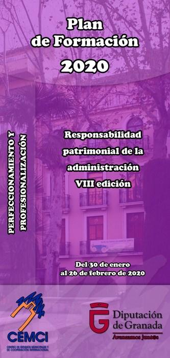 CMES: Responsabilidad patrimonial de la administración (VIII edición).