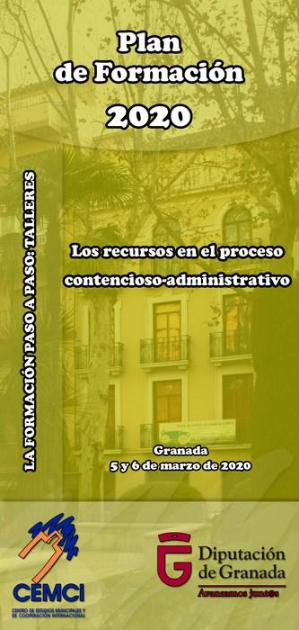 Taller: Los recursos en el proceso contencioso-administrativo.