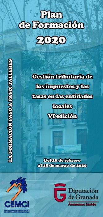Taller: Gestión tributaria de los impuestos y las tasas en las entidades locales (VI edición).