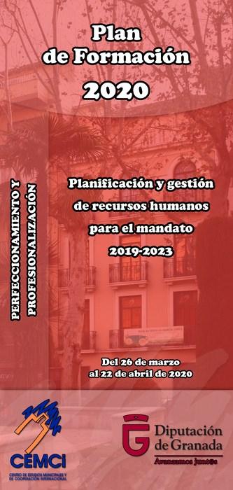 Curso: Planificación y gestión de recursos humanos para el mandato 2019-2023.