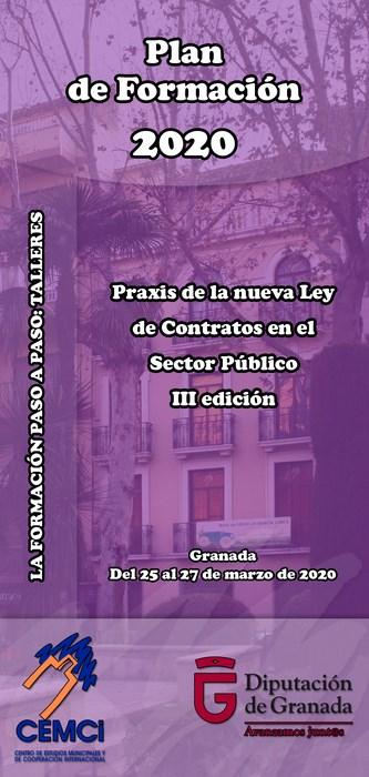 Taller: Praxis de la nueva Ley de Contratos en el Sector Público (III edición).